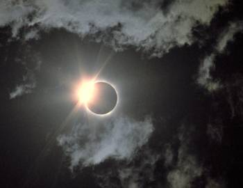 2017 Total Solar Eclipse Charleston