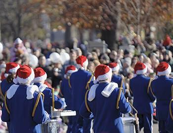 Charleston Christmas Parade