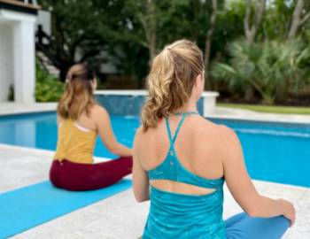 Vacation yoga