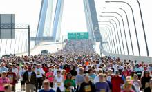 Cooper River Bridge Run Charleston