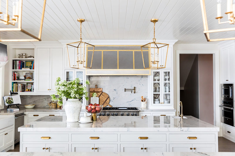 Bronze Kitchen Lighting
