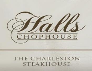 Halls Chophouse Charleston
